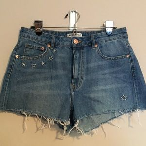 NWOT H&M Denim Shorts